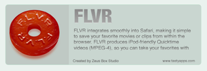 FLVR icon by ncus