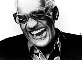 Ray Charles by JohnJohn-the-Baptist