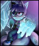 Ice melody by CofL-fee