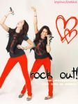 rock out by chinithossa