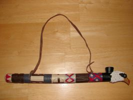 Native American Pipe by FantasyStock