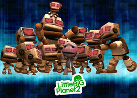 LBP2 - Attack of the Sackbots by Never-Cry-Wolf