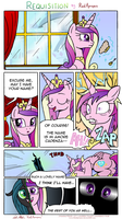 Requisition by RedApropos