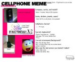 Cell phone meme by Meeleena by Chief-mjb