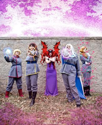 Dark Kingdom by Come-On-Cosplay