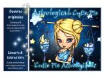 ASTROLOGICAL CP Folder by JadeDragonne