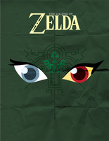 Twilight Princess Minimalist by TheHarlequinHatter