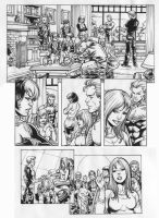 new Exiles number 9 page 8 by airold