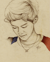 EXO-M Luhan by seetwopm