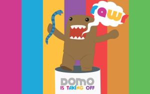 Domo-Kun Wallpaper by PhreshSoldier