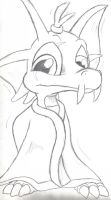 Draik from BrightVale by Terriermon