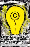 Affiche Conference by hel-dore