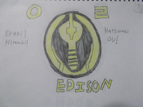 Edison eyecon by AndroidX92