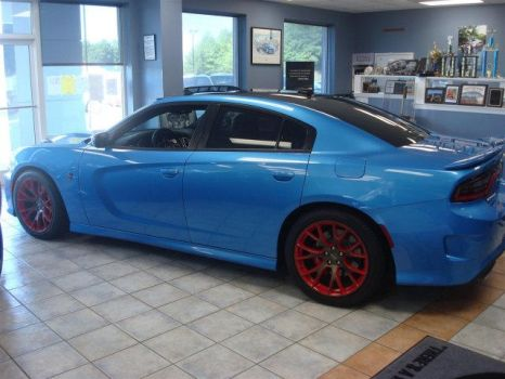 2015 Dodge Challenger Hellcat by Kaitlin12347