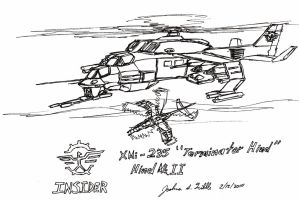 INSIDER XMi-235 Term Hind by Tribble-Industries