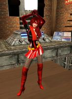 Crimson Dynamo Tease(r) by EthereaS