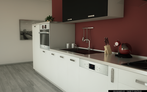 Kitchen 012_v3 by slographic