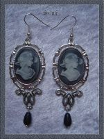 Earring Victorian - Baroque by Amelyse