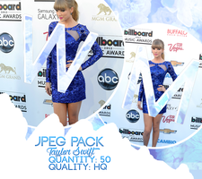 Taylor Swift | JPEG PACK #25 by Whitemonsters