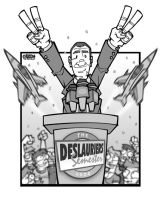 The Deslauriers Semester by deaddays