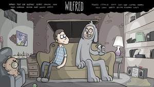 Wilfred by Kirazy