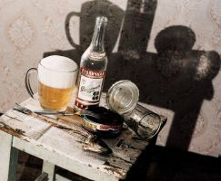 Beer without vodka - money for by MarkScheider