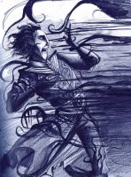 Pitch Consumed by Fearlings by Sierryberry