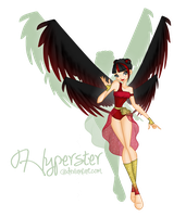 Maysee Nephirimix by hyperster
