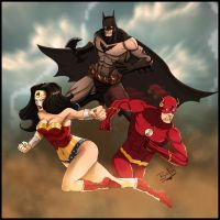Justice League by TheMikidusBalox