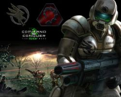 Command and Conquer wallpaper by colesiek