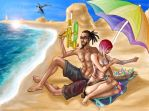 Summertime by Angels-Advocate