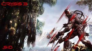 Crysis 3 by Multigold99