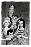 The Munsters by DennisBudd