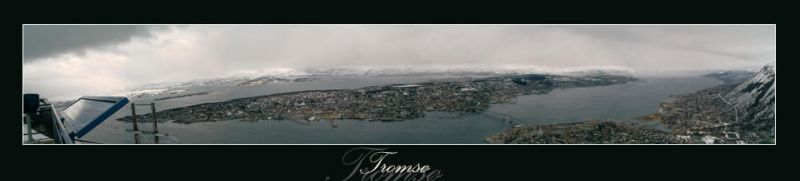 Tromso - the isle by chiya