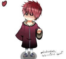 Chibi Sasori by lazycreator