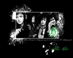 The Rev Wallpaper by dreamyvale
