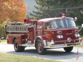 American Lafrance by canona2200