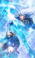 Avatar LoL Ashe by blazigatr