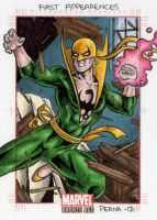 Iron Fist - Bronze Age by tonyperna