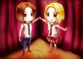 HETALIA Poland and Lithuania by Saiyond