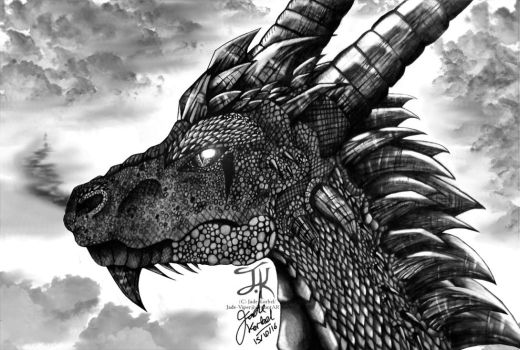 The Dragonlord by Jade-Viper