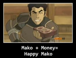 LoK: Happy Mako by sasuke12234