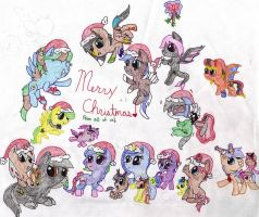 Merry Christmas! 2013 by MelchiorFlyer