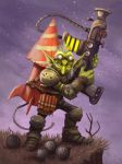 Rocket Goblin by Rucalok