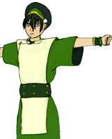 Toph Practice by ChunkyBowser