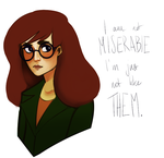 not like THEM. by SarahFoster