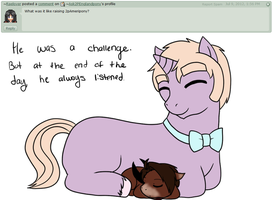 Question 20 by Ask2PEnglandpony
