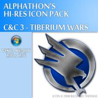 Command and Conquer 3 Icon by Alphathon