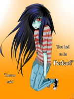 Marcie Feels by dorilucy1