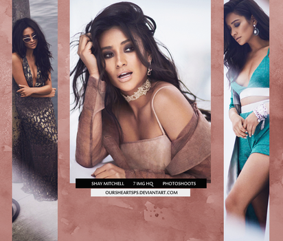 Shay Mitchell PHOTOPACK by oursheartsps